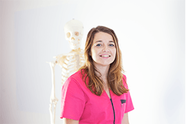 Marie Messager osteopathe